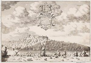 Dudley Castle 1685