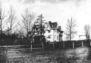 Hagley House