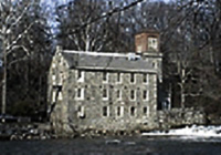 Old mill on the Brandywine