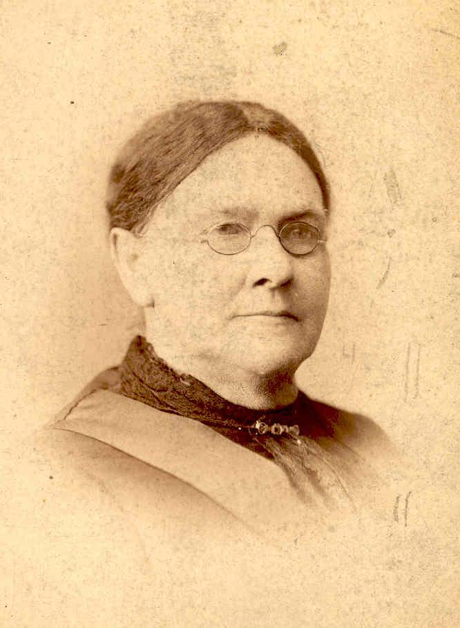Elizabeth Jane Frampton