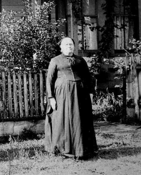 Elizabeth Jane Frampton McCullough