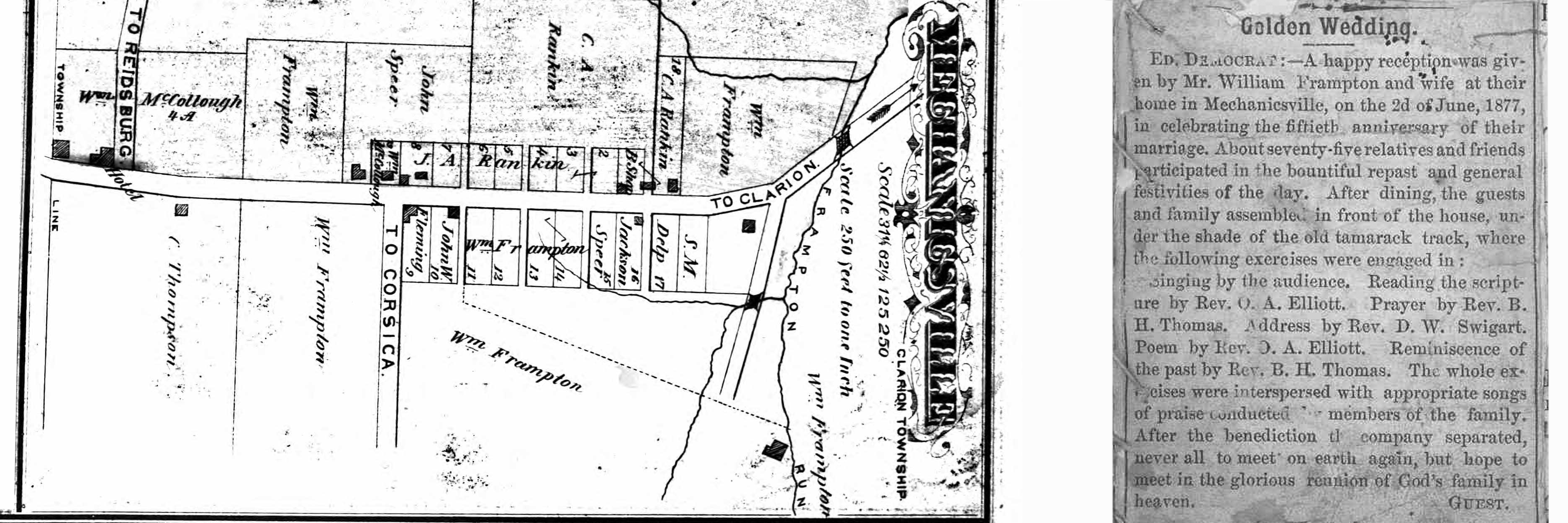 Mechanicsville 1877