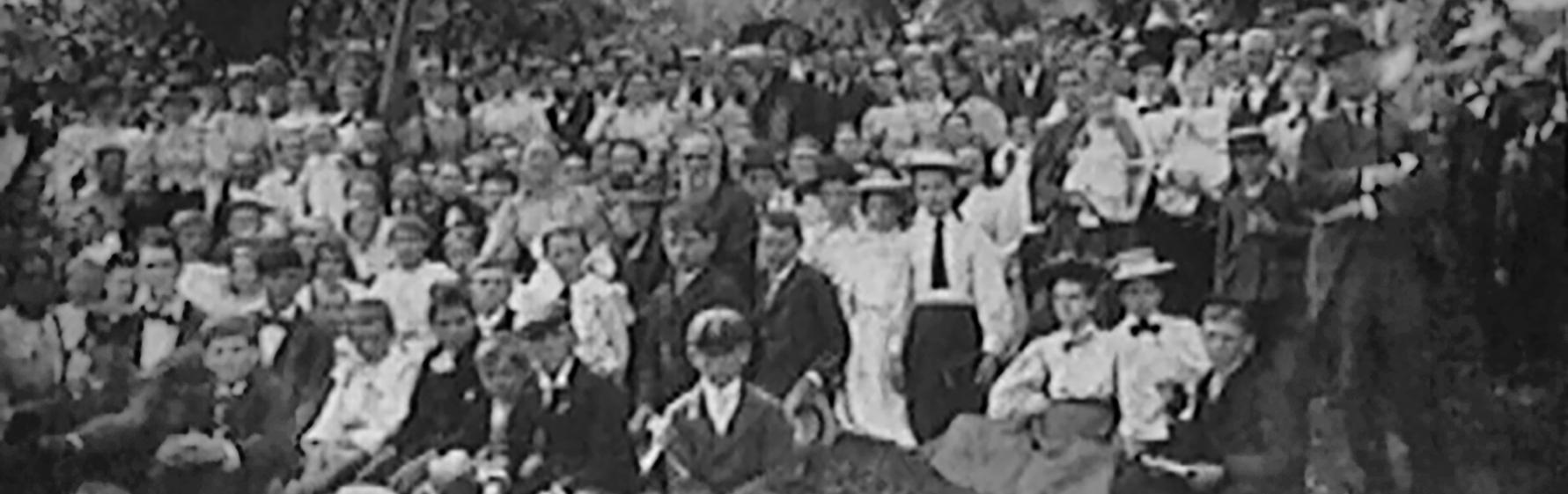 Frampton reunion 1896